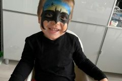Kindergrime Batman Kinderfeestjes Superhelden