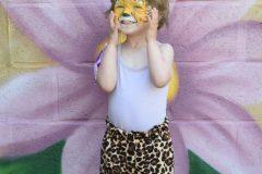 Kindergrime Girafje Happykid Kinderfeestjes