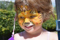 Kindergrime Kinderfeestjes Hairwraps